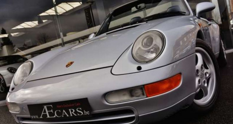 Porsche 911 - 3.6 - MANUAL GEARBOX - 67.731KM - FULL HISTORY - Gris occasion à IZEGEM