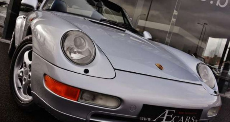 Porsche 911 - 3.6 - MANUAL GEARBOX - 67.731KM - FULL HISTORY - Gris occasion à IZEGEM - photo n°2