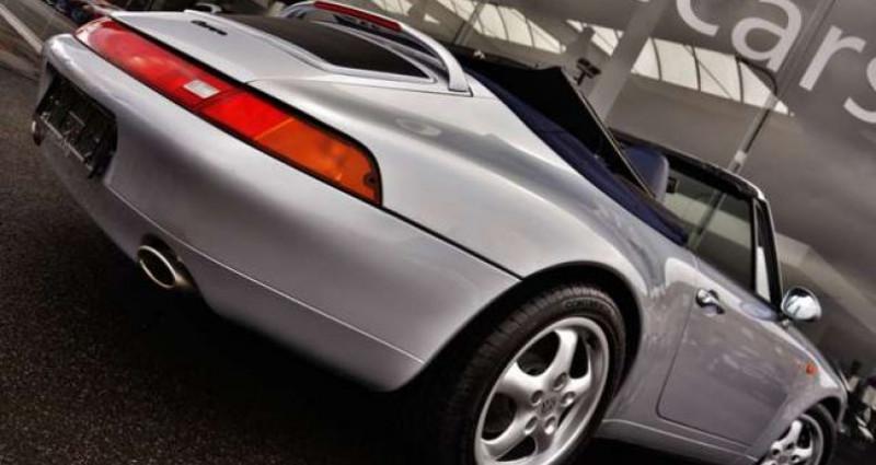 Porsche 911 - 3.6 - MANUAL GEARBOX - 67.731KM - FULL HISTORY - Gris occasion à IZEGEM - photo n°5