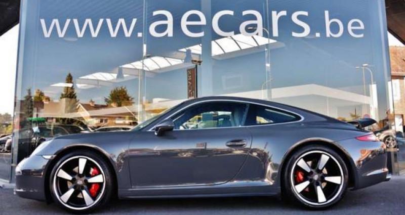 Porsche 911 - 50 JAHRE ANNIVERSARY - COLLECTORS ITEM - Gris occasion à IZEGEM - photo n°3