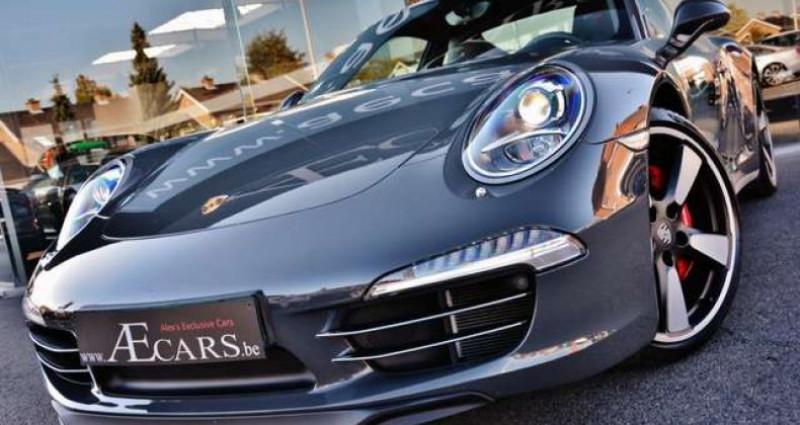 Porsche 911 - 50 JAHRE ANNIVERSARY - COLLECTORS ITEM - Gris occasion à IZEGEM