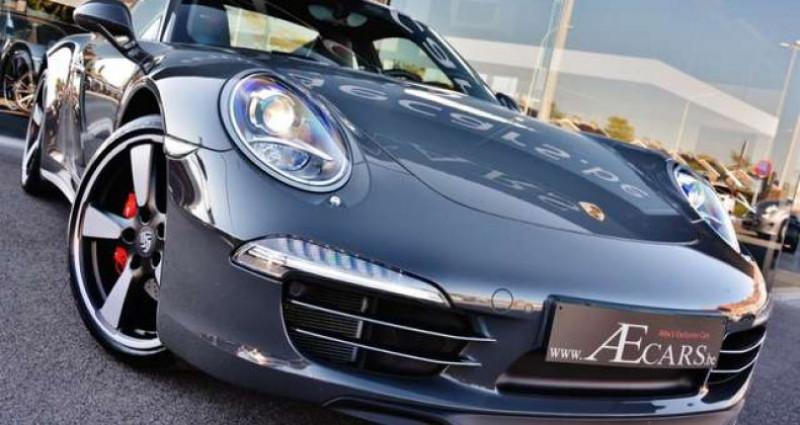 Porsche 911 - 50 JAHRE ANNIVERSARY - COLLECTORS ITEM - Gris occasion à IZEGEM - photo n°2
