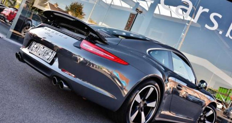 Porsche 911 - 50 JAHRE ANNIVERSARY - COLLECTORS ITEM - Gris occasion à IZEGEM - photo n°4