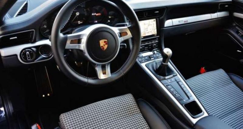 Porsche 911 - 50 JAHRE ANNIVERSARY - COLLECTORS ITEM - Gris occasion à IZEGEM - photo n°6