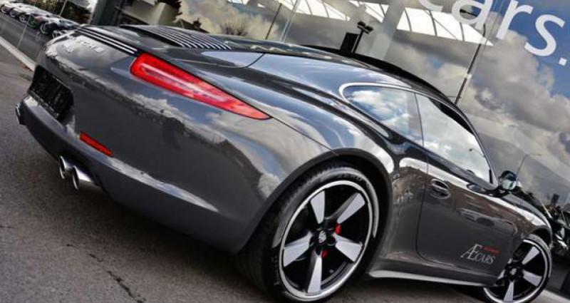 Porsche 911 - 50 JAHRE JUBILÄUMSMODELL - COLLECTORS ITEM - Gris occasion à IZEGEM - photo n°4