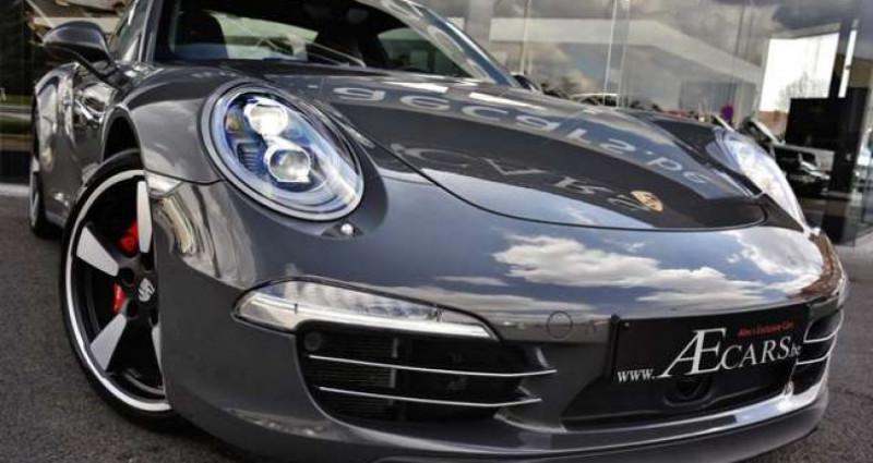 Porsche 911 - 50 JAHRE JUBILÄUMSMODELL - COLLECTORS ITEM - Gris occasion à IZEGEM - photo n°2