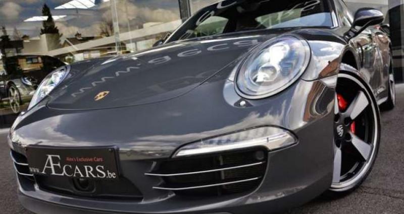Porsche 911 - 50 JAHRE JUBILÄUMSMODELL - COLLECTORS ITEM - Gris occasion à IZEGEM