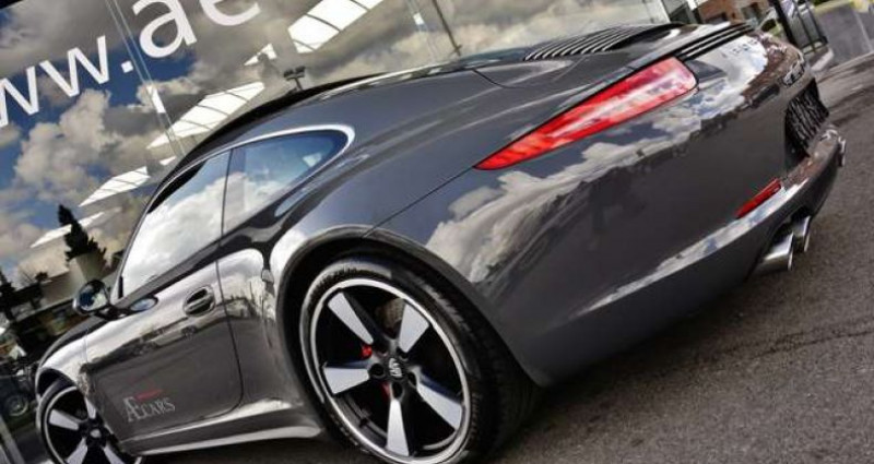Porsche 911 - 50 JAHRE JUBILÄUMSMODELL - COLLECTORS ITEM - Gris occasion à IZEGEM - photo n°5