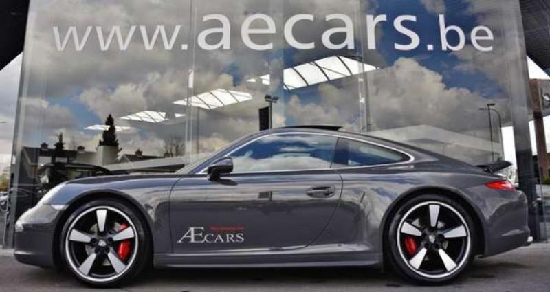 Porsche 911 - 50 JAHRE JUBILÄUMSMODELL - COLLECTORS ITEM - Gris occasion à IZEGEM - photo n°3