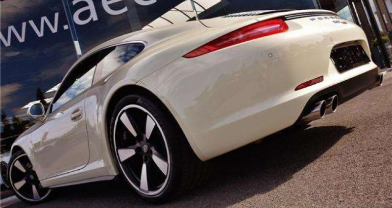 Porsche 911 - 50 JAHRE JUBILÄUMSMODELL - COLLECTORS ITEM - Blanc occasion à IZEGEM - photo n°5