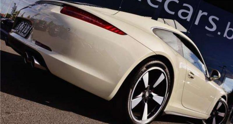 Porsche 911 - 50 JAHRE JUBILÄUMSMODELL - COLLECTORS ITEM - Blanc occasion à IZEGEM - photo n°4