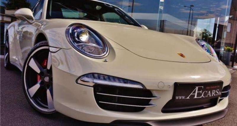 Porsche 911 - 50 JAHRE JUBILÄUMSMODELL - COLLECTORS ITEM - Blanc occasion à IZEGEM - photo n°2