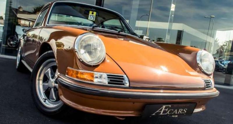 Porsche 911 - E - MANUAL - FULL RESTORATION  occasion à IZEGEM - photo n°2