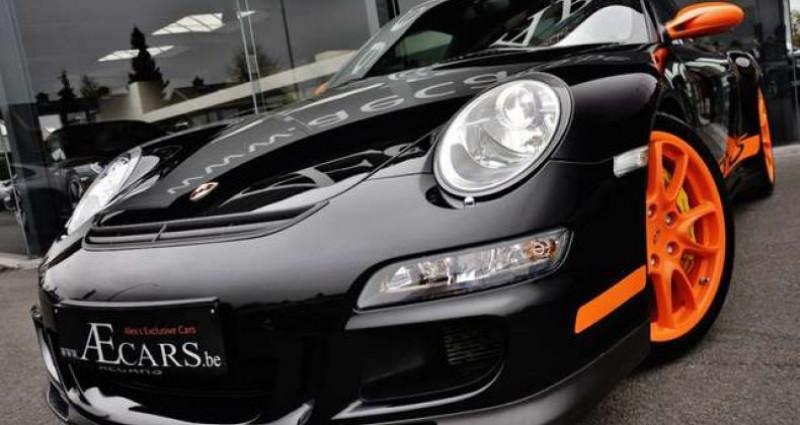Porsche 911 - GT3 RS - XENON - GPS - CARBON - SPORTEXHAUST - Noir occasion à IZEGEM