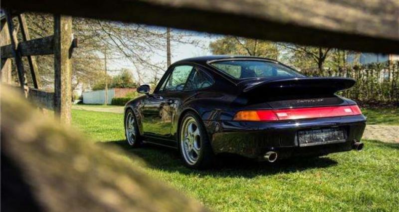 Porsche 911 - RS - 3.8 - 300PK - 97.440 KM - FULL HISTORY - Bleu occasion à IZEGEM - photo n°3