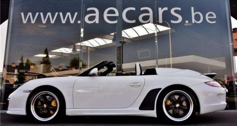 Porsche 911 - SPEEDSTER LIMITED EDITION NR. 123 - 356 INVESTMENT - Blanc occasion à IZEGEM - photo n°4