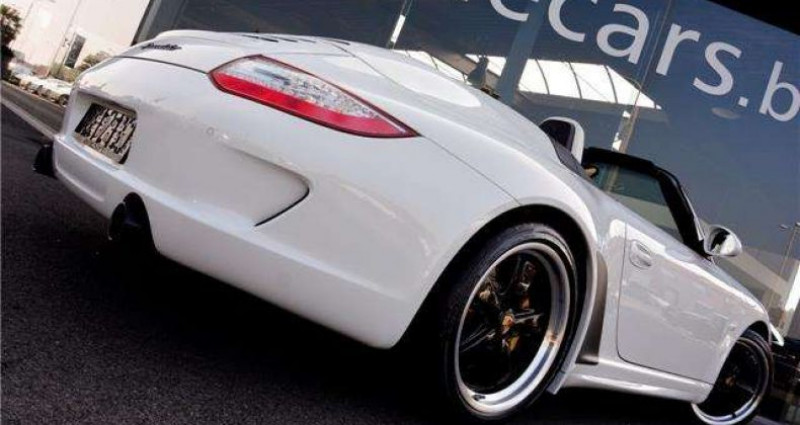 Porsche 911 - SPEEDSTER LIMITED EDITION NR. 123 - 356 INVESTMENT - Blanc occasion à IZEGEM - photo n°5