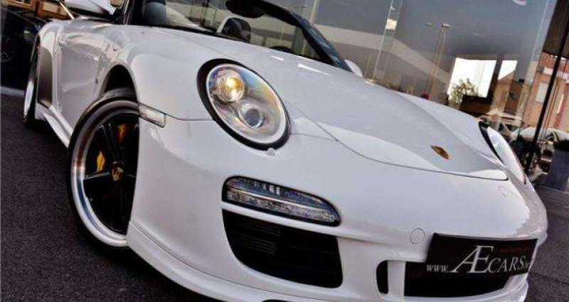 Porsche 911 - SPEEDSTER LIMITED EDITION NR. 123 - 356 INVESTMENT - Blanc occasion à IZEGEM - photo n°2