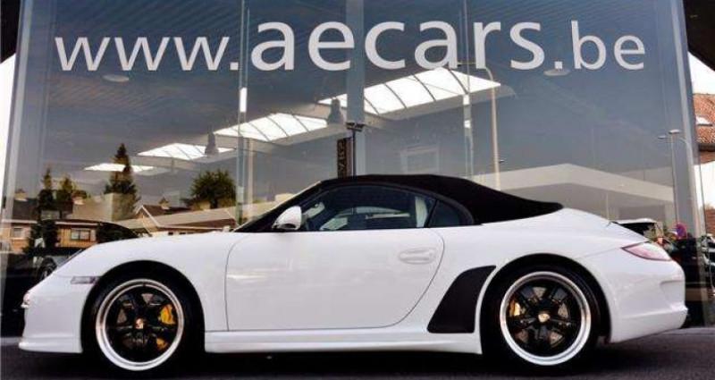 Porsche 911 - SPEEDSTER LIMITED EDITION NR. 123 - 356 INVESTMENT - Blanc occasion à IZEGEM - photo n°3