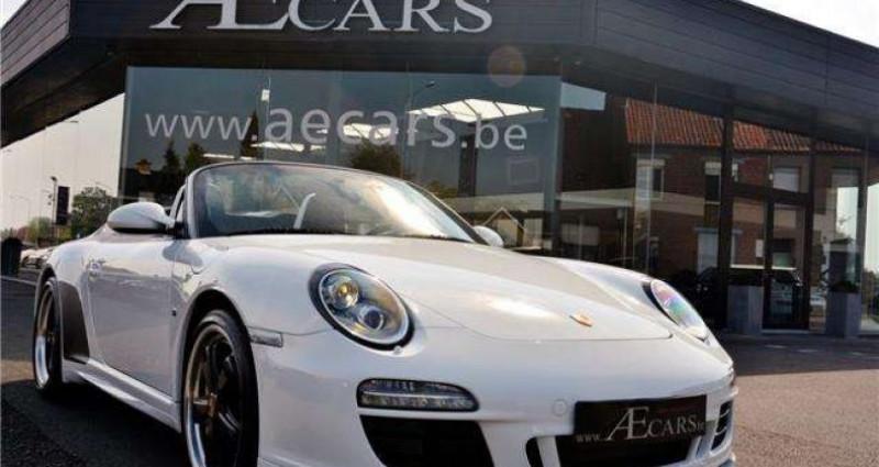 Porsche 911 - SPEEDSTER LIMITED EDITION NR. 123 - 356 INVESTMENT - Blanc occasion à IZEGEM - photo n°7