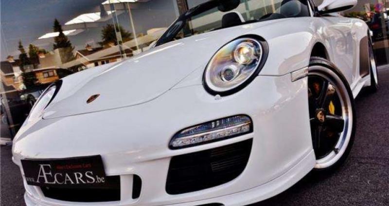 Porsche 911 - SPEEDSTER LIMITED EDITION NR. 123 - 356 INVESTMENT - Blanc occasion à IZEGEM