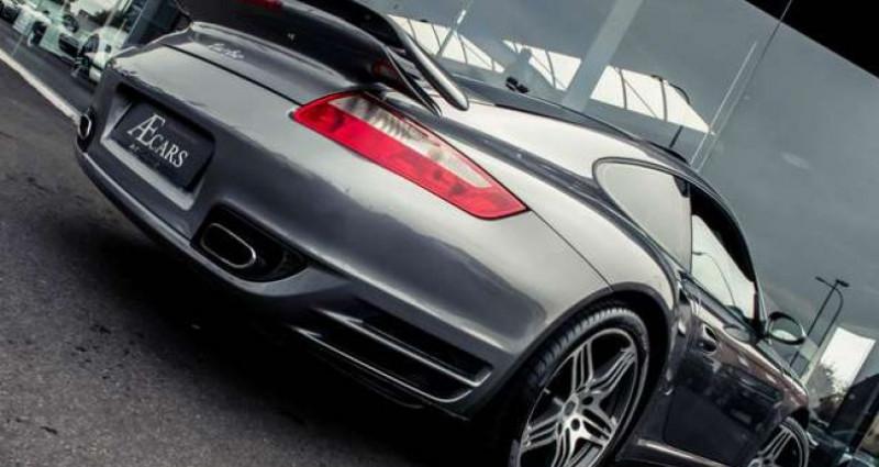 Porsche 911 - - TURBO - TIPTRONIC S - XENON - LEATHER - BOSE - - Gris occasion à IZEGEM - photo n°4