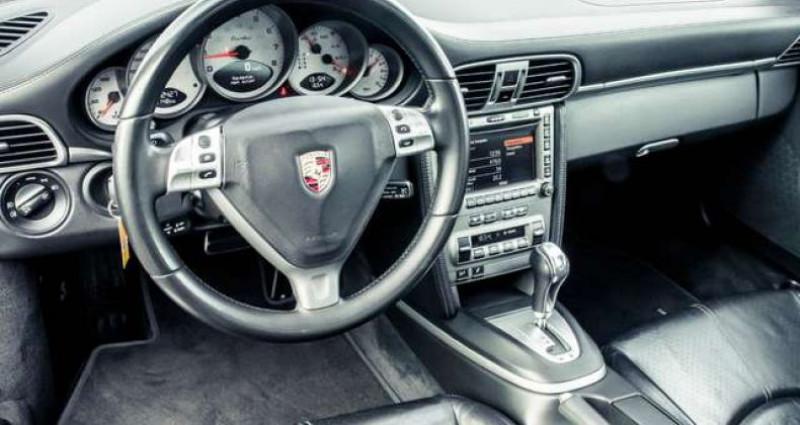 Porsche 911 - - TURBO - TIPTRONIC S - XENON - LEATHER - BOSE - - Gris occasion à IZEGEM - photo n°6