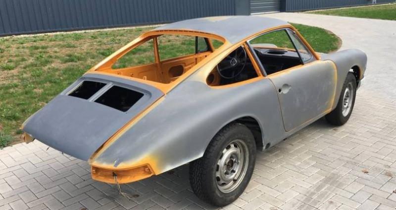 Porsche 911 2.0 - 1965 - 130cv Jaune occasion à Holtzheim - photo n°4