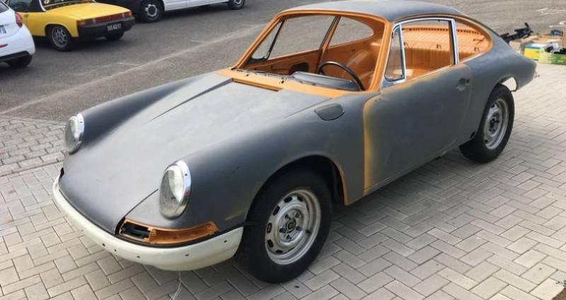 Porsche 911 2.0 - 1965 - 130cv Jaune occasion à Holtzheim - photo n°2