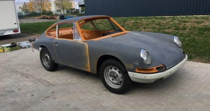 Porsche 911 2.0 - 1965 - 130cv Jaune occasion à Holtzheim