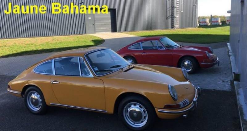 Porsche 911 2.0 - 1965 - 130cv Jaune occasion à Holtzheim - photo n°7