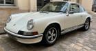 Porsche 911 2.4 S Ivoire à Versailles 78
