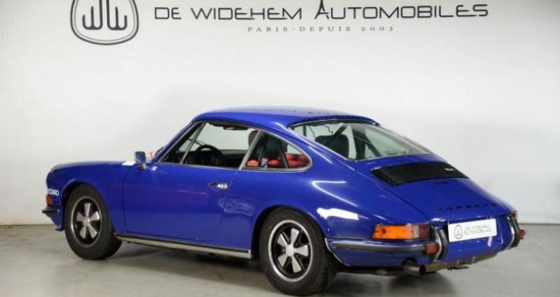 Porsche 911 2.4 S Bleu occasion à Paris - photo n°2