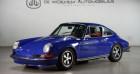 Porsche 911 2.4 S Bleu à Paris 75