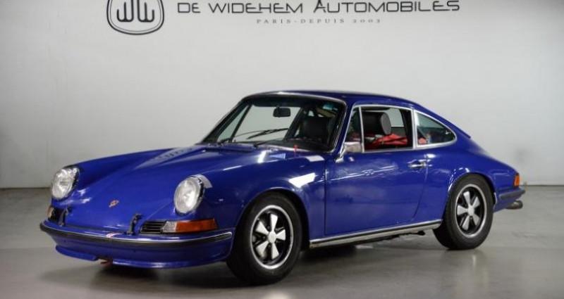 Porsche 911 2.4 S Bleu occasion à Paris