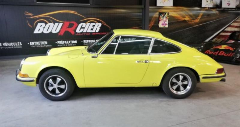 Porsche 911 2.4 T Jaune occasion à Saint-barthélemy-d'anjou - photo n°7