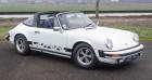 Porsche 911 2.7L CARRERA Blanc à VENDENHEIM 67