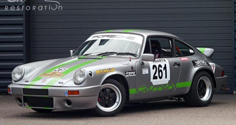 Porsche 911 27 VHC Gris occasion à Holtzheim