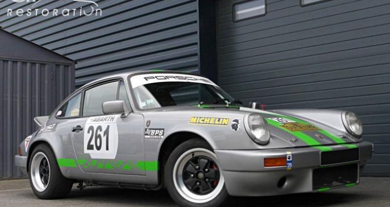 Porsche 911 27 VHC Gris occasion à Holtzheim - photo n°3