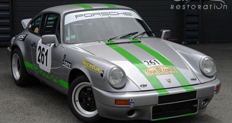 Porsche 911 27 VHC Gris occasion à Holtzheim - photo n°4