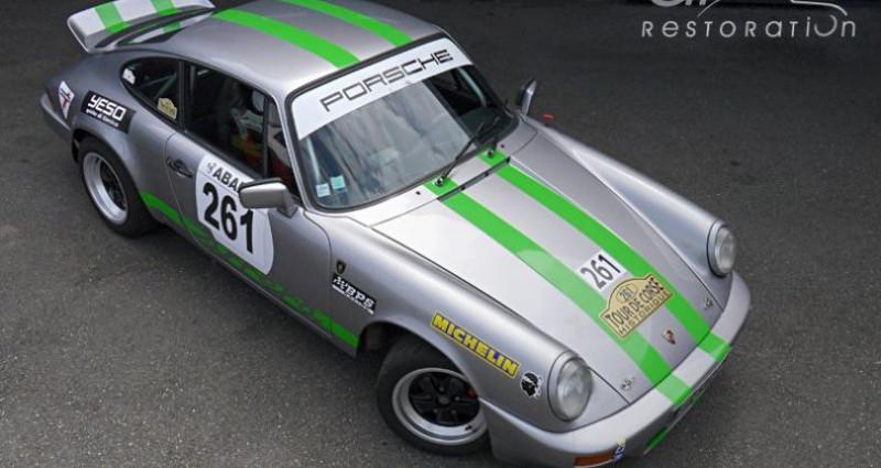 Porsche 911 27 VHC Gris occasion à Holtzheim - photo n°6