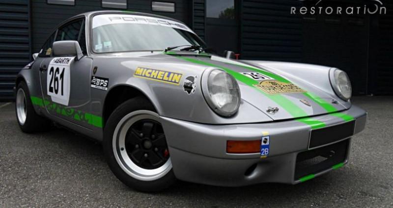 Porsche 911 27 VHC Gris occasion à Holtzheim - photo n°7