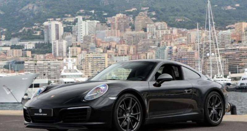 Porsche 911 3.0 370ch T PDK Noir occasion à MONACO