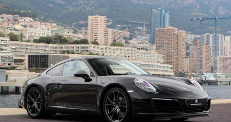 Porsche 911 3.0 370ch T PDK Noir occasion à MONACO - photo n°3