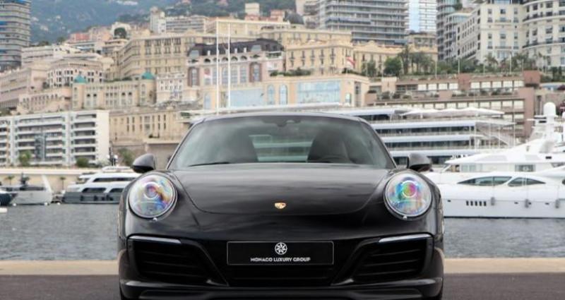 Porsche 911 3.0 370ch T PDK Noir occasion à MONACO - photo n°2