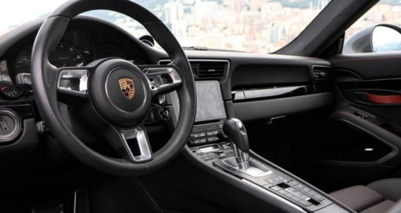 Porsche 911 3.0 370ch T PDK Noir occasion à MONACO - photo n°4
