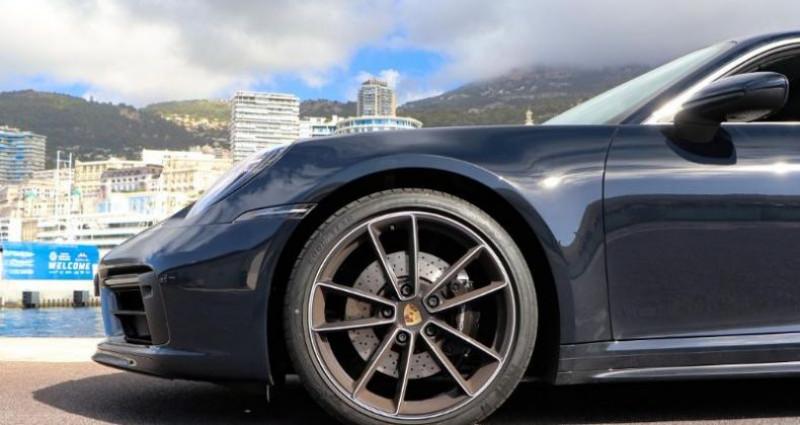 Porsche 911 3.0 450ch 4S JACKY ICKX Noir occasion à MONACO - photo n°7