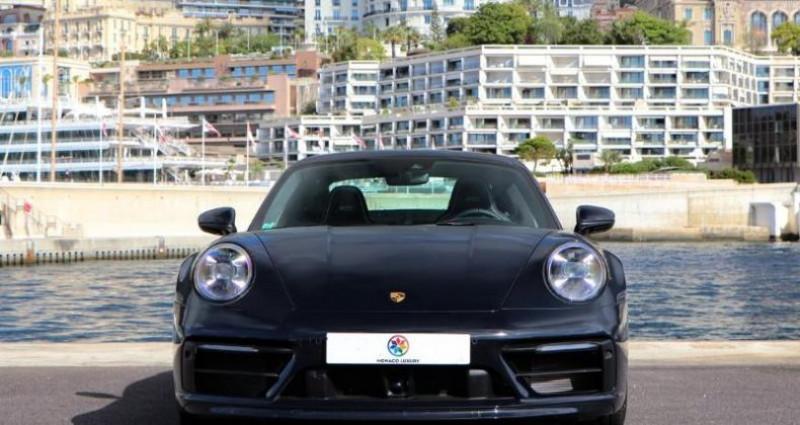 Porsche 911 3.0 450ch 4S JACKY ICKX Noir occasion à MONACO - photo n°2