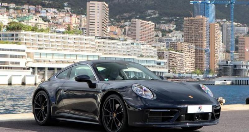 Porsche 911 3.0 450ch 4S JACKY ICKX Noir occasion à MONACO - photo n°3