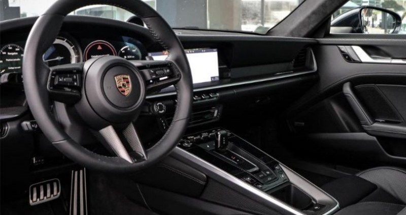 Porsche 911 3.0 450ch 4S JACKY ICKX Noir occasion à MONACO - photo n°4